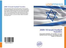 Bookcover of 2009–10 Israeli Football Transfers