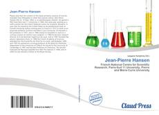 Bookcover of Jean-Pierre Hansen