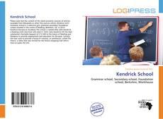 Copertina di Kendrick School