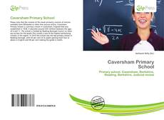 Bookcover of Caversham Primary School