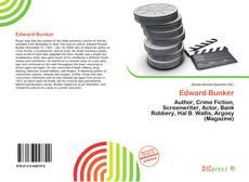 Edward Bunker的封面