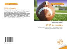 Bookcover of 1995 A-League