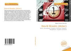 David Brooks (Actor)的封面
