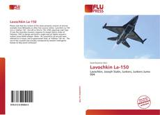 Bookcover of Lavochkin La-150