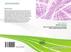 Bookcover of Dalit Voice
