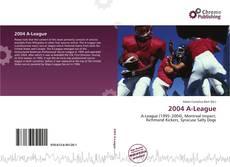 Обложка 2004 A-League