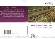 Indian Railways WAG Class kitap kapağı
