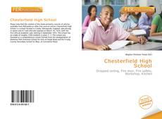 Portada del libro de Chesterfield High School