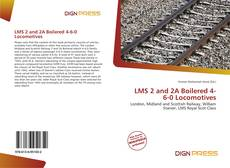 Portada del libro de LMS 2 and 2A Boilered 4-6-0 Locomotives