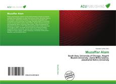 Bookcover of Muzaffar Alam
