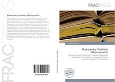 Borítókép a  Makarenko Vladimir Afanasyevich - hoz