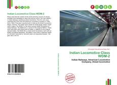 Portada del libro de Indian Locomotive Class WDM-2