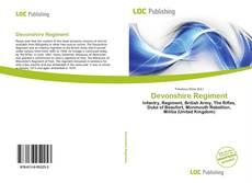 Bookcover of Devonshire Regiment