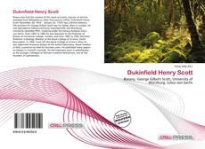 Обложка Dukinfield Henry Scott