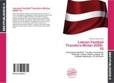Bookcover of Latvian Football Transfers Winter 2009–10
