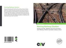 Bookcover of Honing Railway Station
