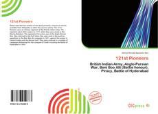 121st Pioneers的封面