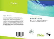 Couverture de Génie Maritime