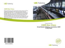 Bookcover of GWR Star Class