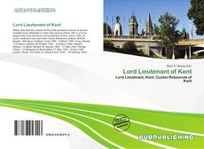 Bookcover of Lord Lieutenant of Kent