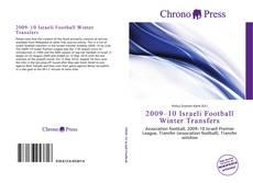 Bookcover of 2009–10 Israeli Football Winter Transfers