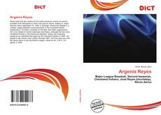 Bookcover of Argenis Reyes