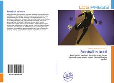 Football in Israel kitap kapağı