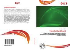 Bookcover of Hamlet Isakhanli