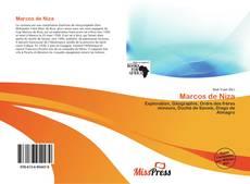 Обложка Marcos de Niza
