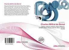 Обложка Charles-Wilfrid de Bériot
