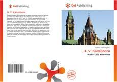 Bookcover of H. V. Kaltenborn