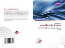 Juan Bautista de Anza的封面