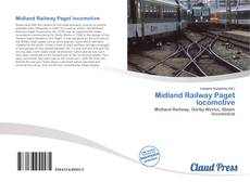 Buchcover von Midland Railway Paget locomotive