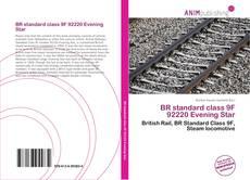 Bookcover of BR standard class 9F 92220 Evening Star
