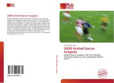Bookcover of 2008 United Soccer Leagues