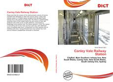 Обложка Canley Vale Railway Station