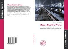 Bookcover of Mason Machine Works