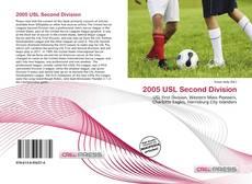 Capa do livro de 2005 USL Second Division