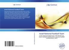 Portada del libro de Israel National Football Team
