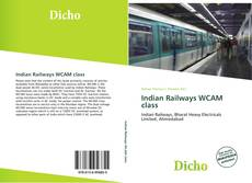 Portada del libro de Indian Railways WCAM class