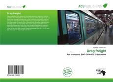 Drag freight kitap kapağı