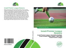 Bookcover of Israeli Premier League Seasons