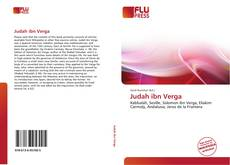 Bookcover of Judah ibn Verga