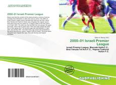 Bookcover of 2000–01 Israeli Premier League