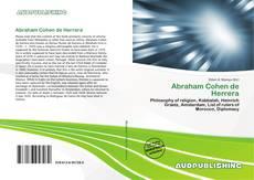 Bookcover of Abraham Cohen de Herrera