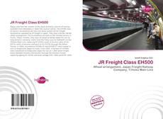 JR Freight Class EH500 kitap kapağı