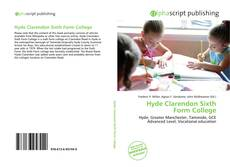 Bookcover of Hyde Clarendon Sixth Form College