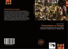 Capa do livro de Présentation au Temple