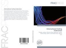 Capa do livro de International Sailing Federation