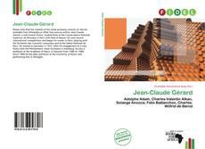 Portada del libro de Jean-Claude Gérard